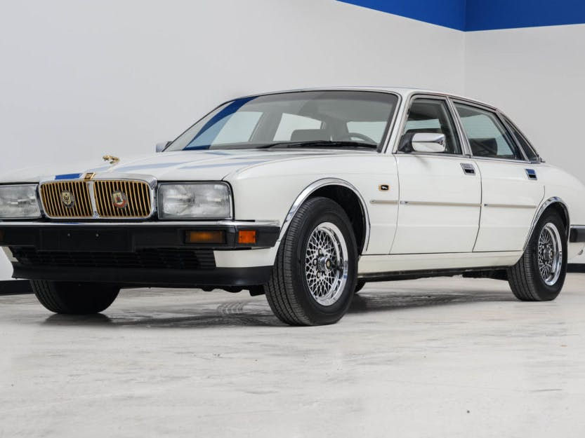 1990 Jaguar XJ6 Sovereign
