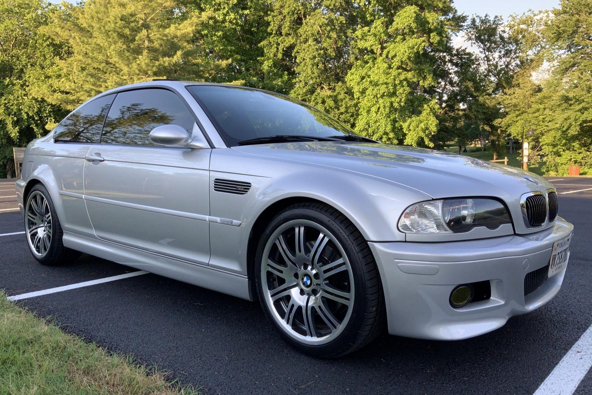 2005 Bmw M3 Coupe Vin Wbsbl93455pn60414 Classic Com