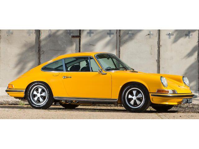 1972 Porsche 911S 2.4-Litre Coupé