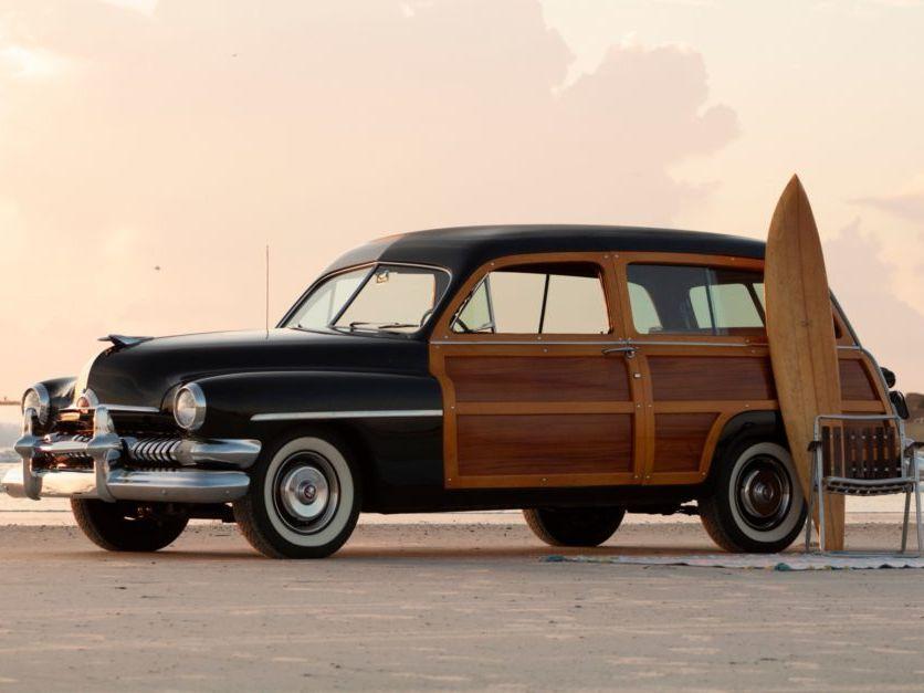 1951 Mercury Woodie Wagon