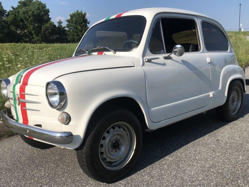 1964 Fiat 600D