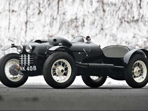 1951 Lotus MK Iiib