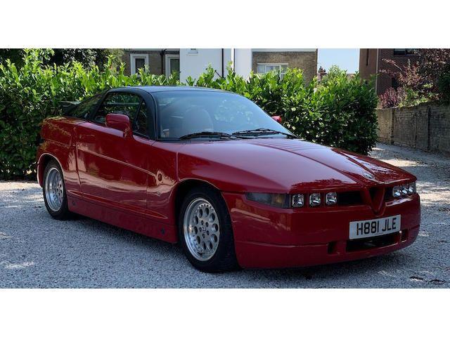 1991 Alfa Romeo Sz Coupé