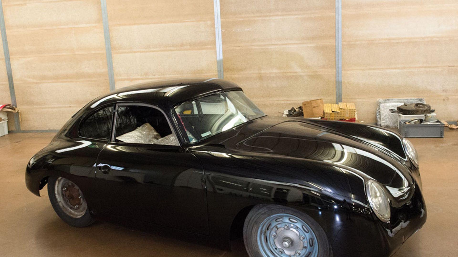 1953 Porsche 356 1100 Coupé