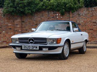1987 Mercedes-Benz 500 SL