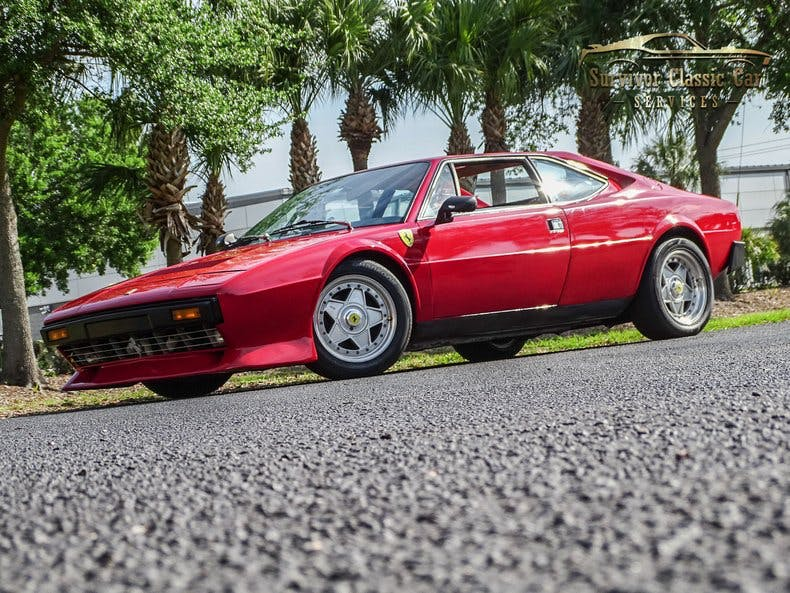 Ferrari Dino 308 208 Gt4 Market Classic Com