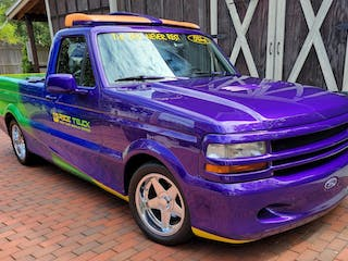 1991 Ford F-150 Ppg Pace Truck