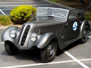 1934 BMW 319 Sports Cabriolet