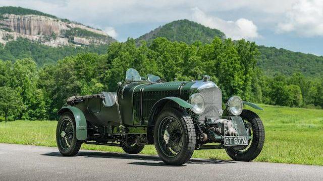 1931 Bentley 4½ Liter Supercharged Birkin Le Mans Replica