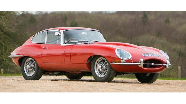 1965 Jaguar E-Type 'Series 1' 4.2-Litre Coupé