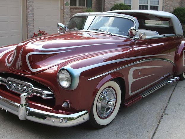 1951 Chevrolet Custom Convertible