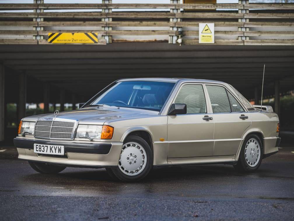 1987 Mercedes-Benz 190 2.3 16V Cosworth