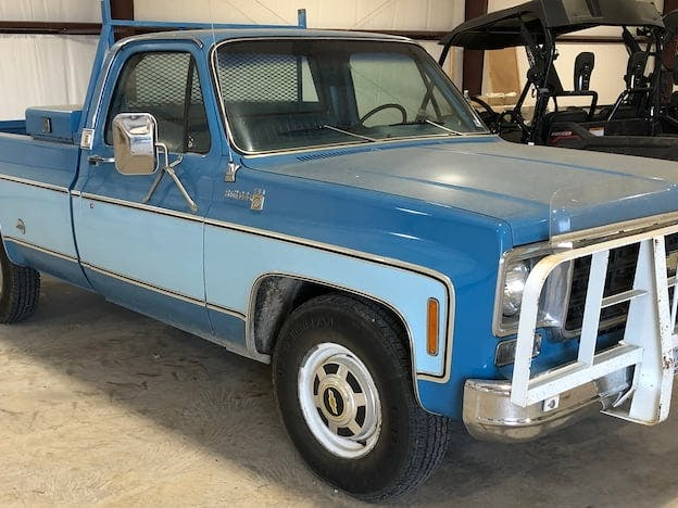 1978 Chevrolet C20 Pickup