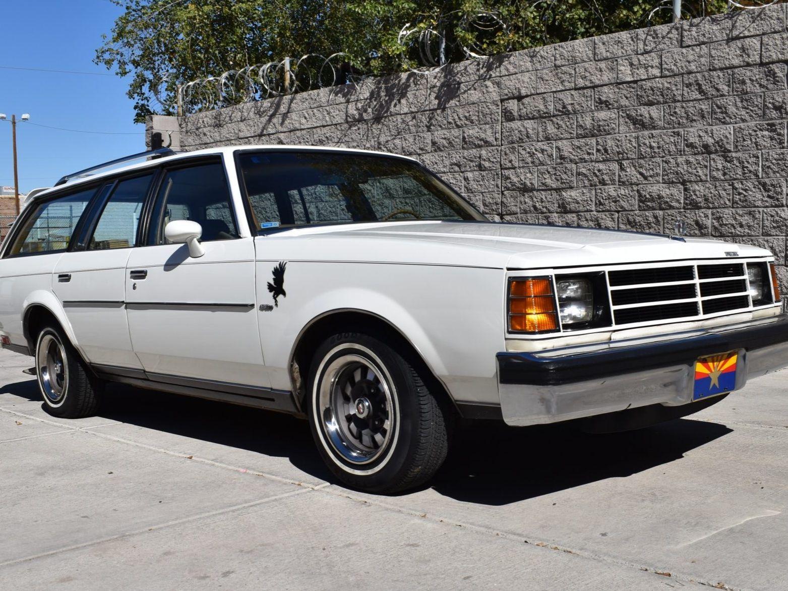 1979 Buick Century Sport Wagon