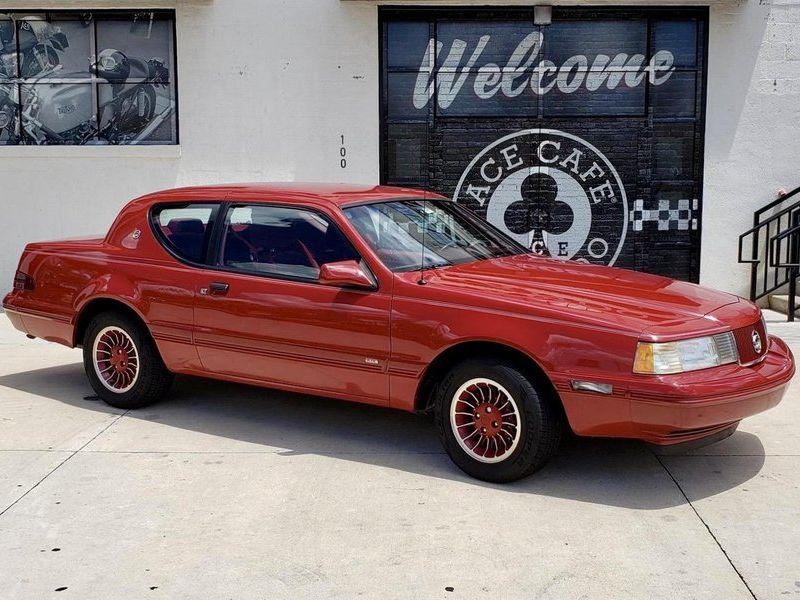1988 Mercury Cougar XR-7