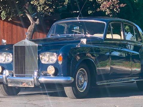 1963 Rolls-Royce Silver Cloud III Saloon