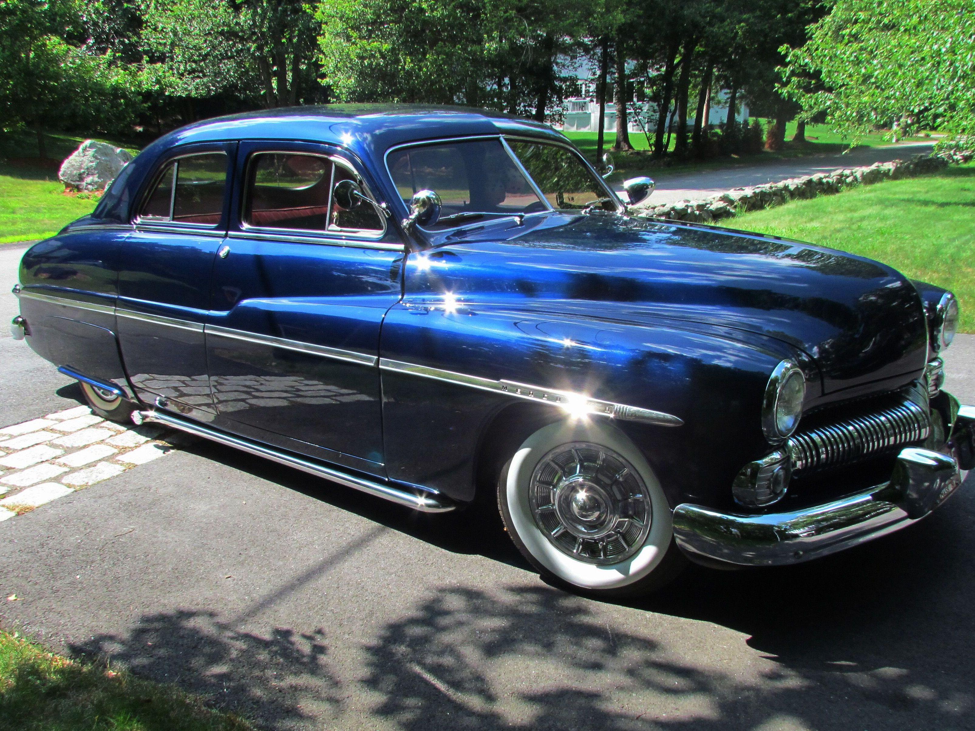 1950 Mercury Eight Sedan