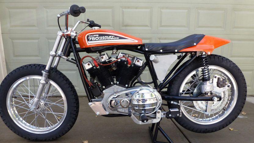 1970 Harley-Davidson Xr 750