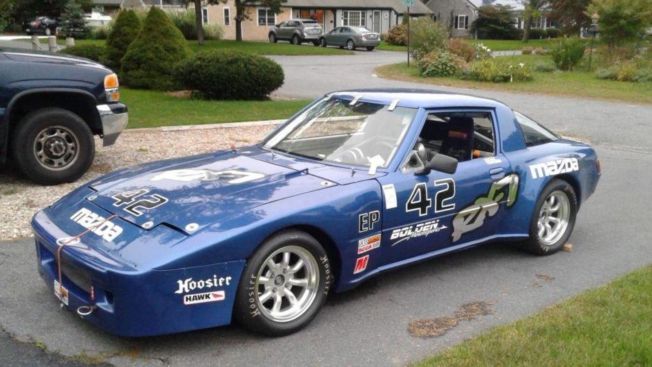 1980 Mazda RX-7 Race Car