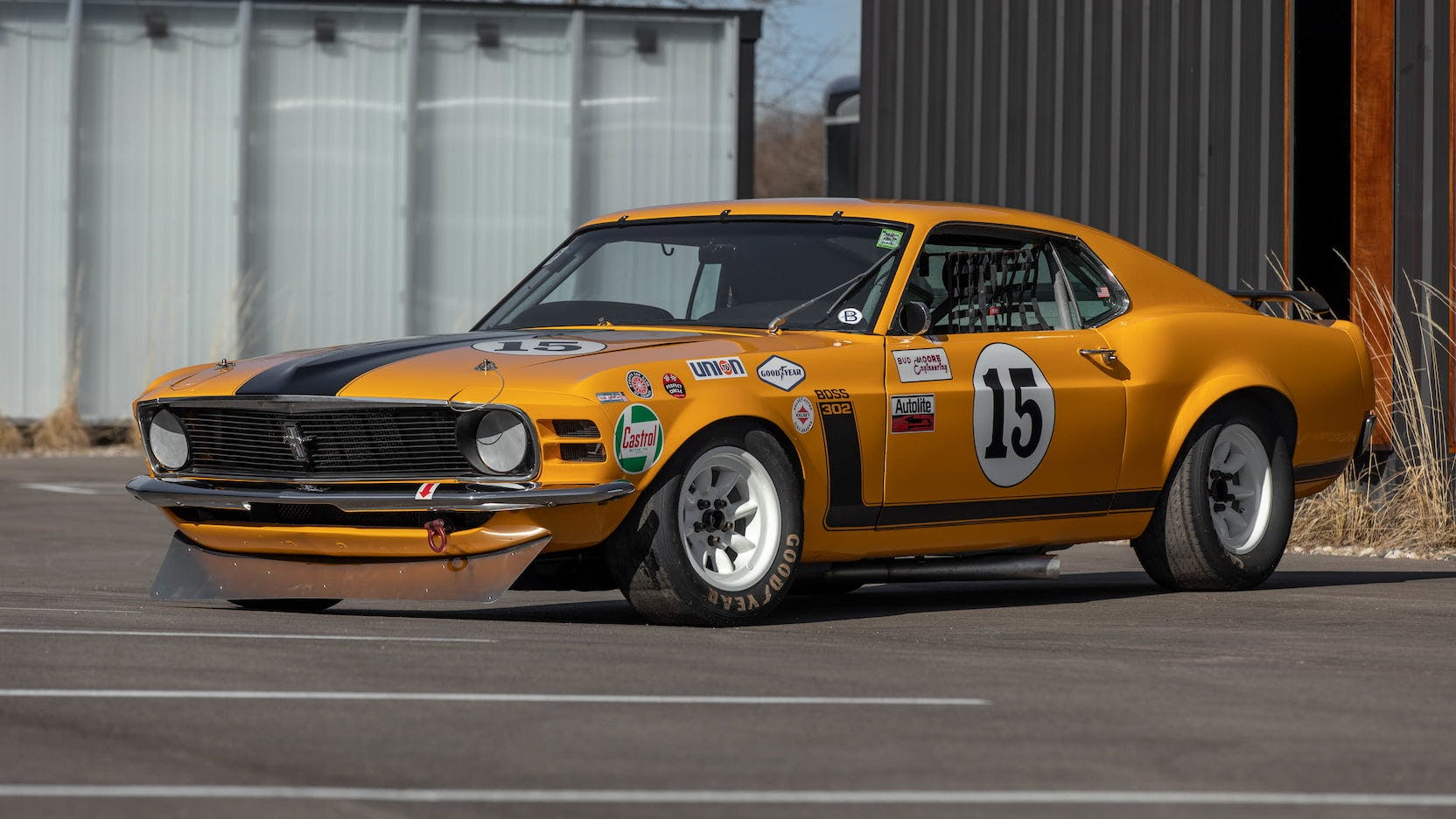 1970 Ford Mustang Boss 302 Trans Am Race Car