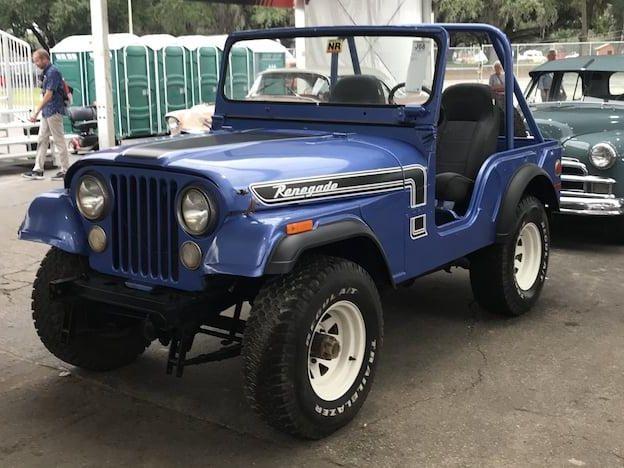 1973 Jeep CJ-7
