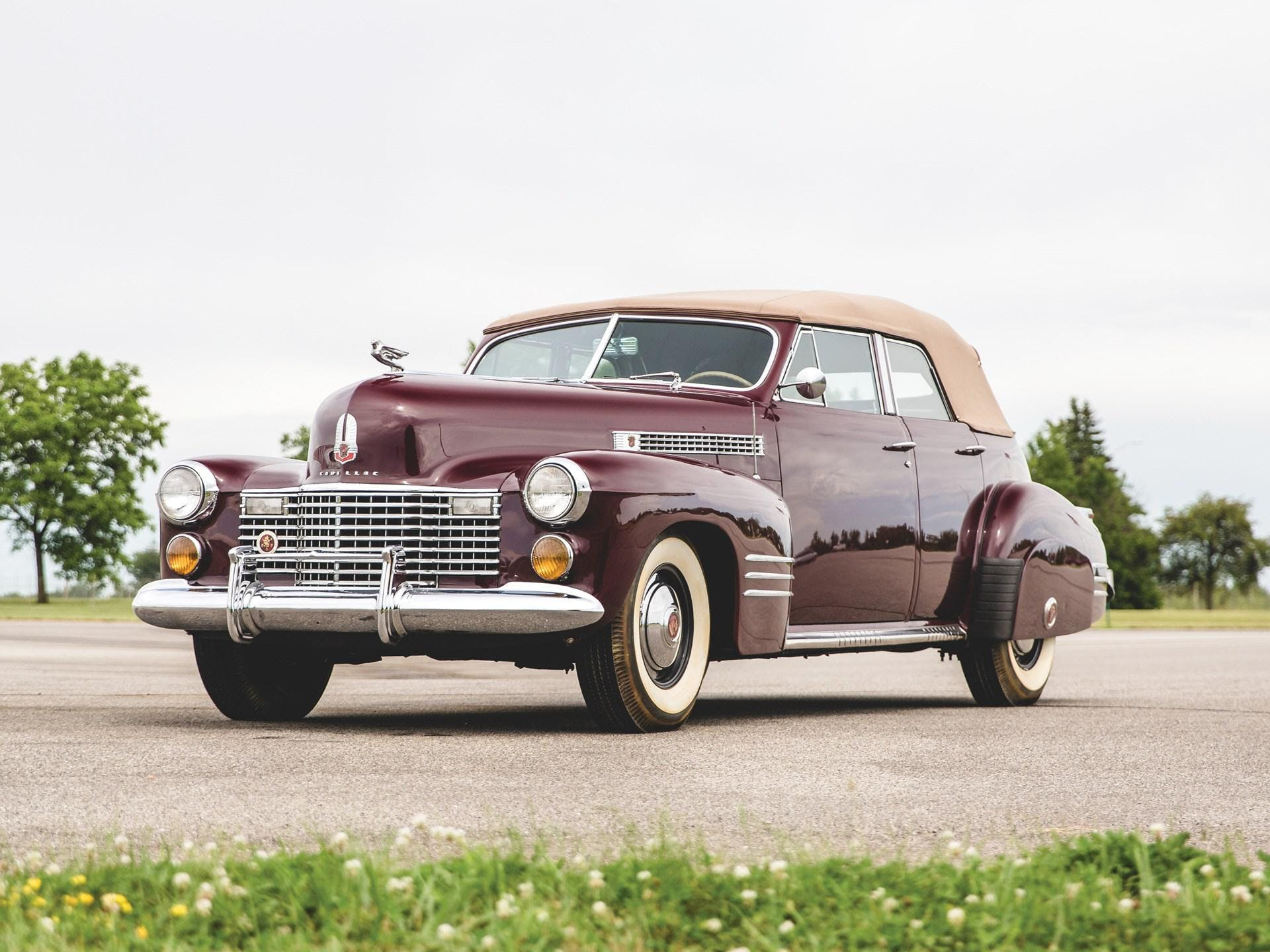 1941 Cadillac Convertible Sedan Deluxe by Fisher