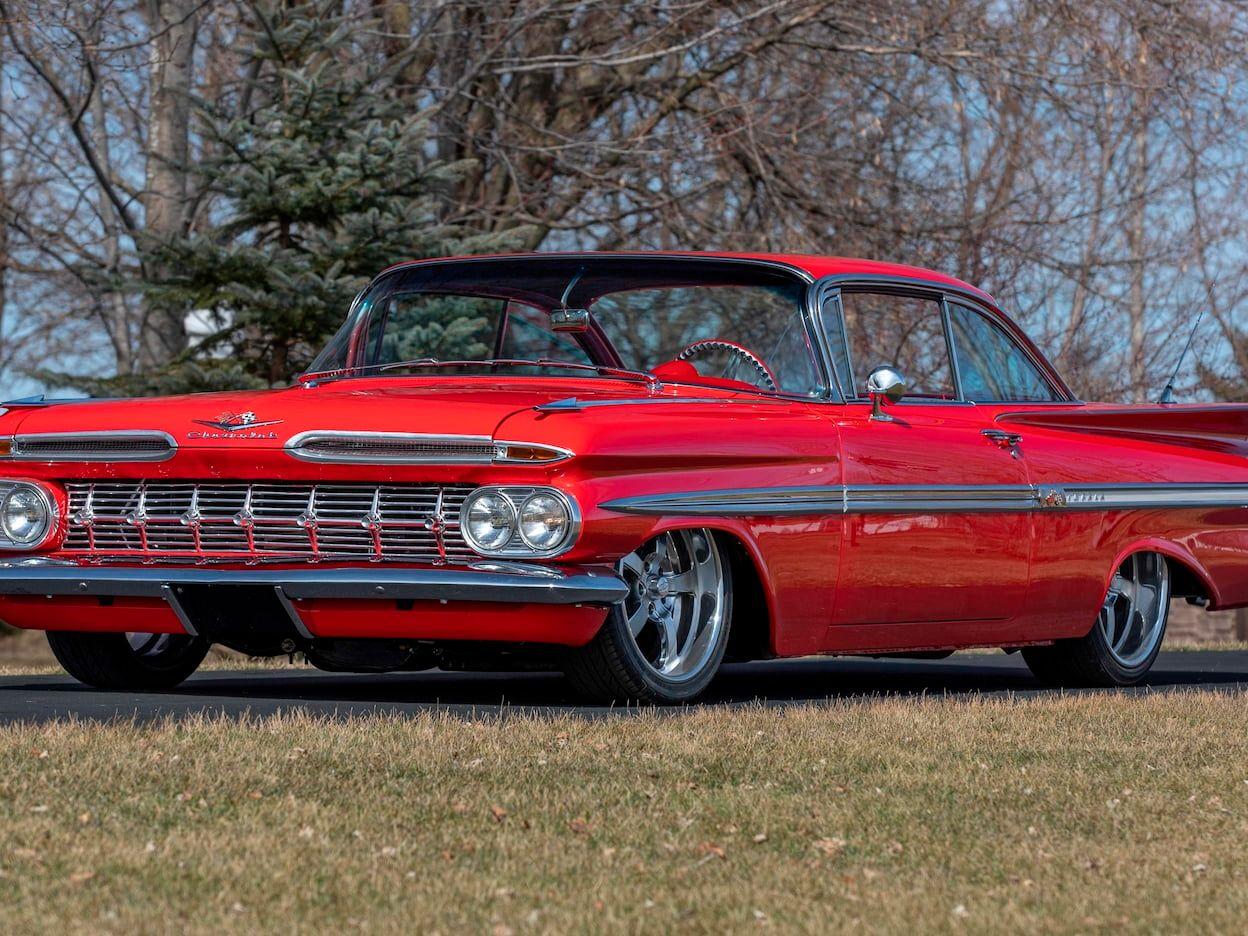 1959 Chevrolet Impala Resto Mod