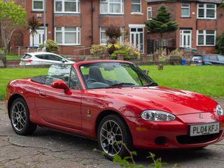 2004 Mazda MX5 Euphonic