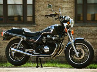 1982 Honda CB750SC Nighthawk