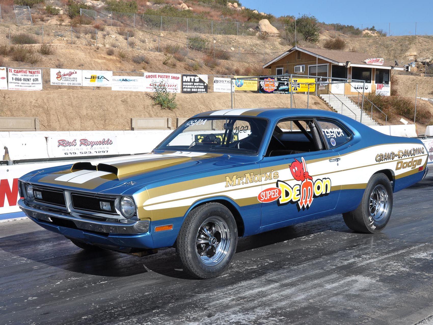 1971 Dodge  Demon Hardtop