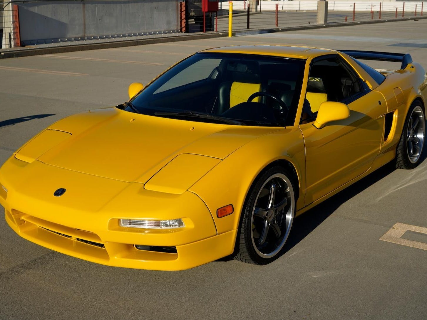 1999 Acura NSX-T 6-Speed