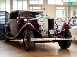 1933 Rolls-Royce 20/25 Owen Sedanca