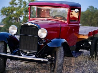 1931 Ford 1 Ton Flatbed Truck