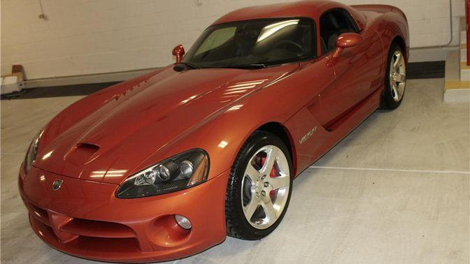 2006 Dodge Viper SRT/10