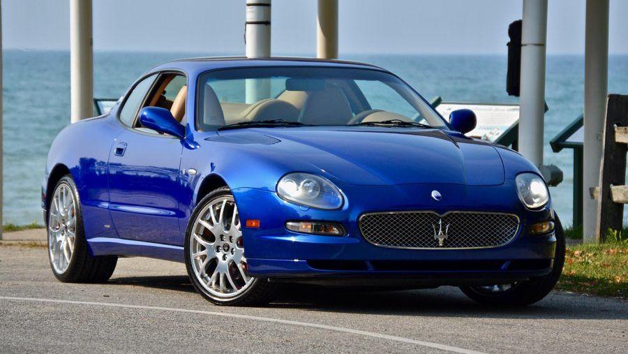 2005 Maserati Coupe VIN: ZAMBC38A450019426 - CLASSIC.COM