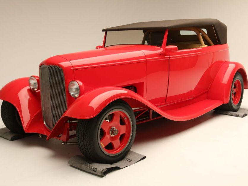 1932 Ford Phaeton Hot Rod