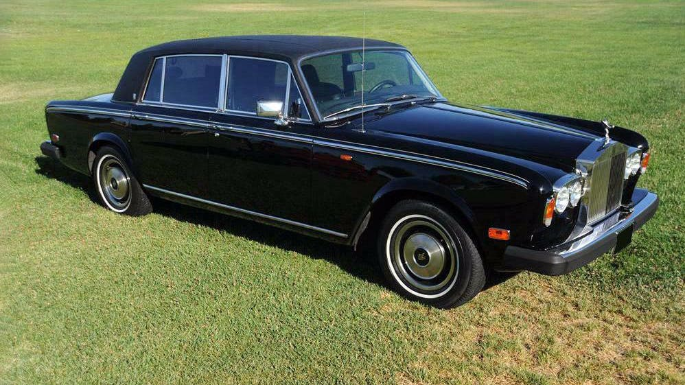 1978 Rolls-Royce Silver Wraith 4 Door Luxury Sedan