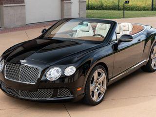 2012 Bentley Continental GTC W12