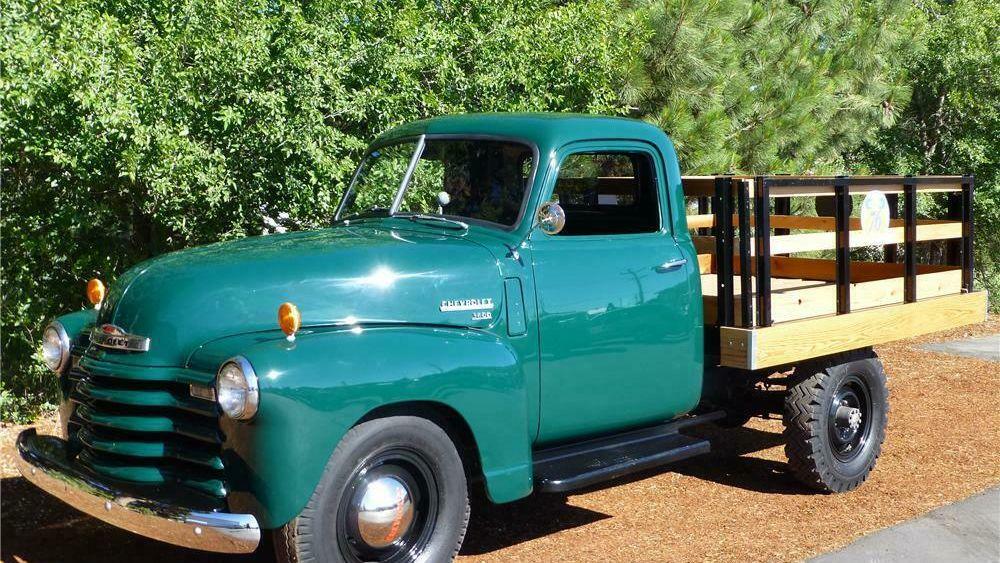 1949 Chevrolet 3600 Flatbed Truck