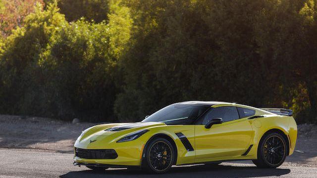 2016 Chevrolet Corvette Z06 C7.R Edition Coupe