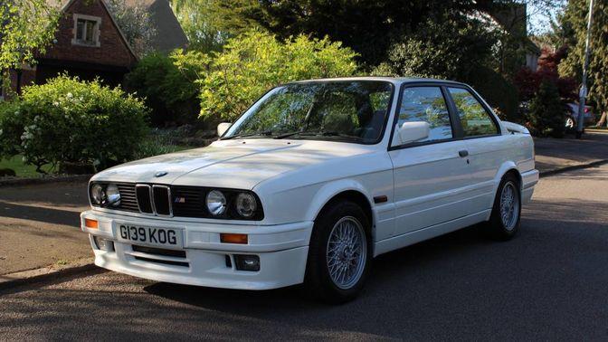 1990 BMW 325i Sport M-Tech 2
