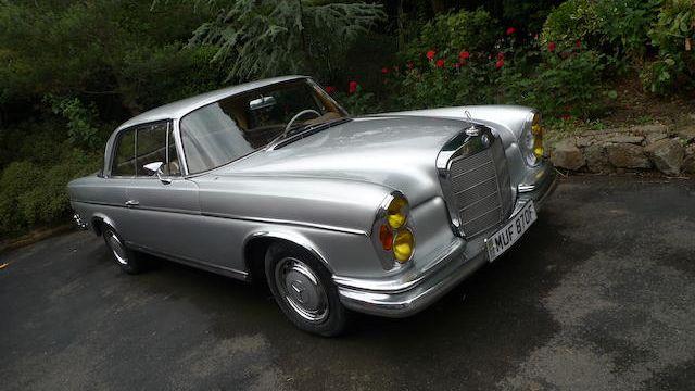 1968 Mercedes-Benz 280 SE Coupé