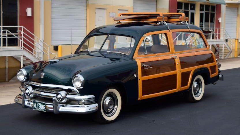 1951 Ford Woody Wagon