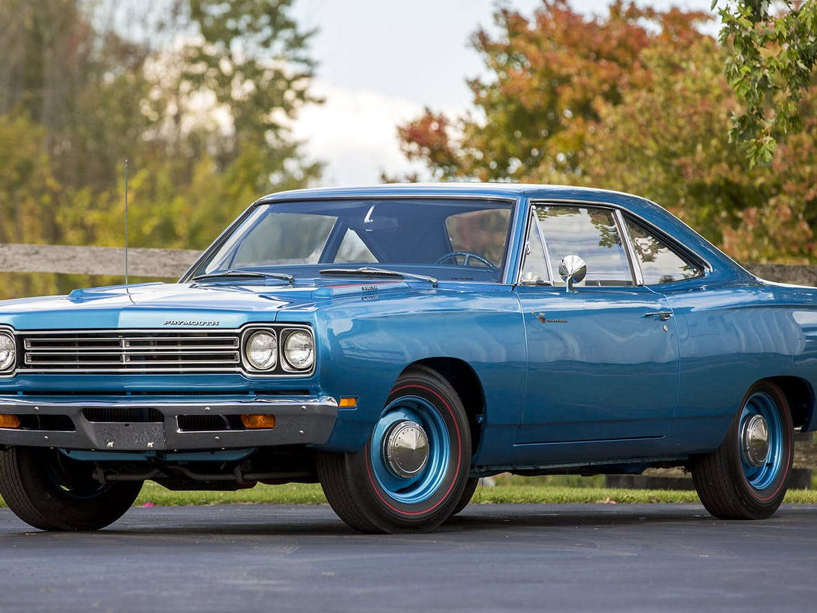 1969 Plymouth Hemi Road Runner Coupe