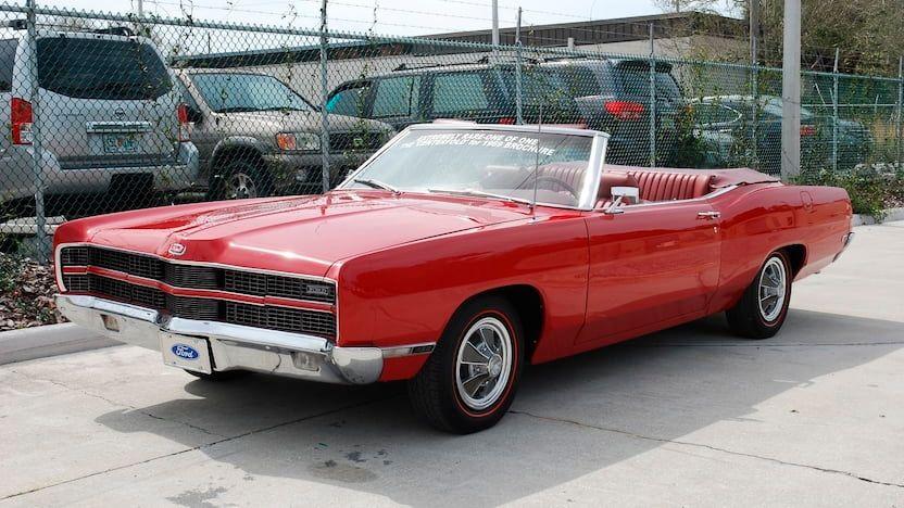 1969 Ford Galaxie XL Convertible