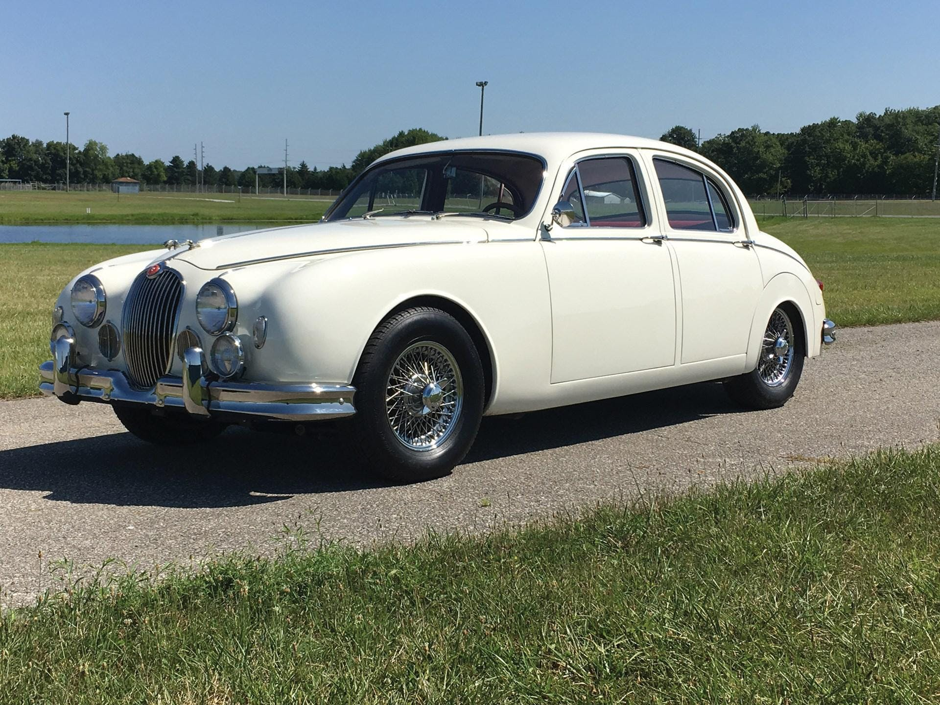 1957 Jaguar Mark I Saloon