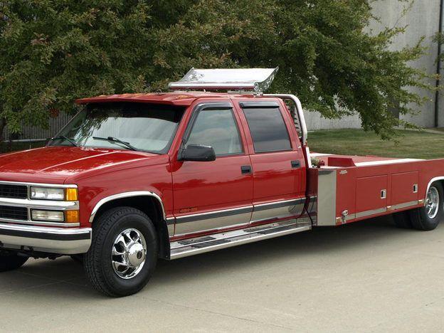 2000 Chevrolet 3500 Hauler