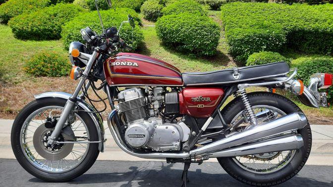 1978 Honda CB750K