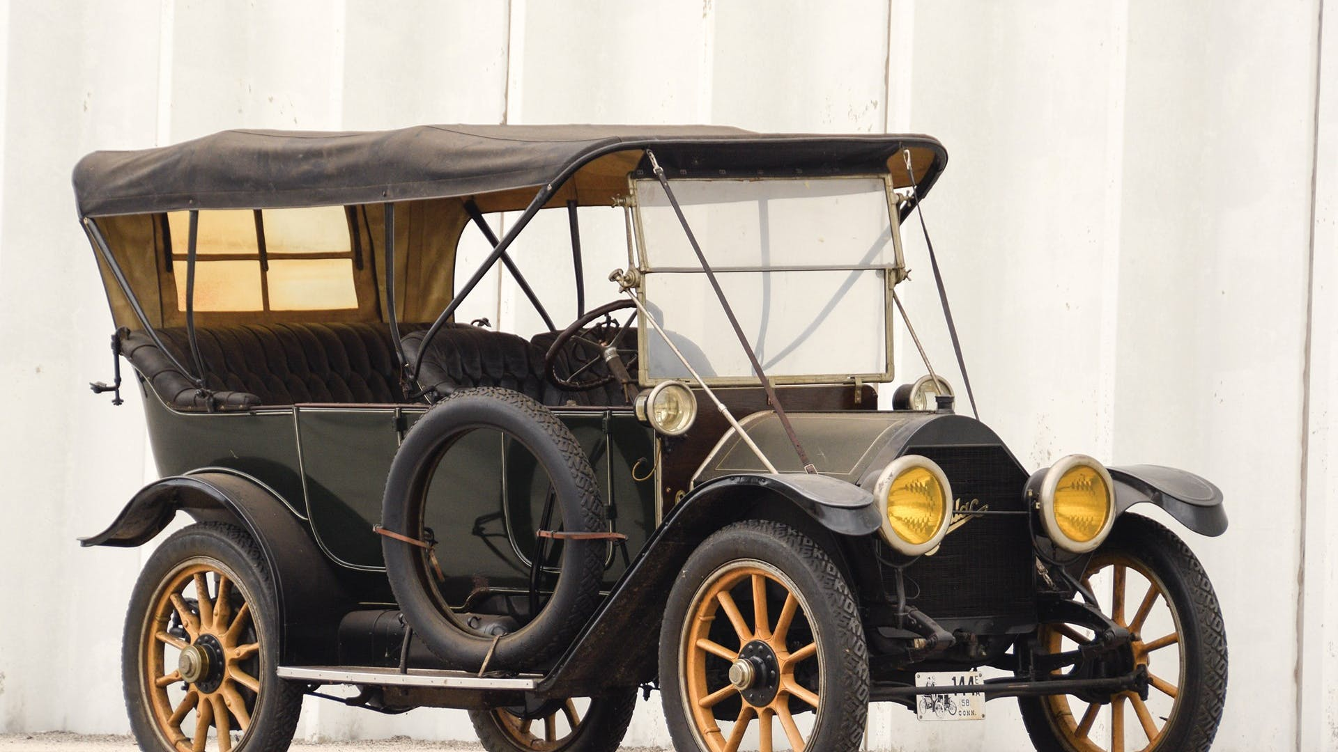 1912 Cadillac Five-Passenger Touring