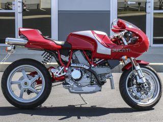 2002 Ducati MH900E